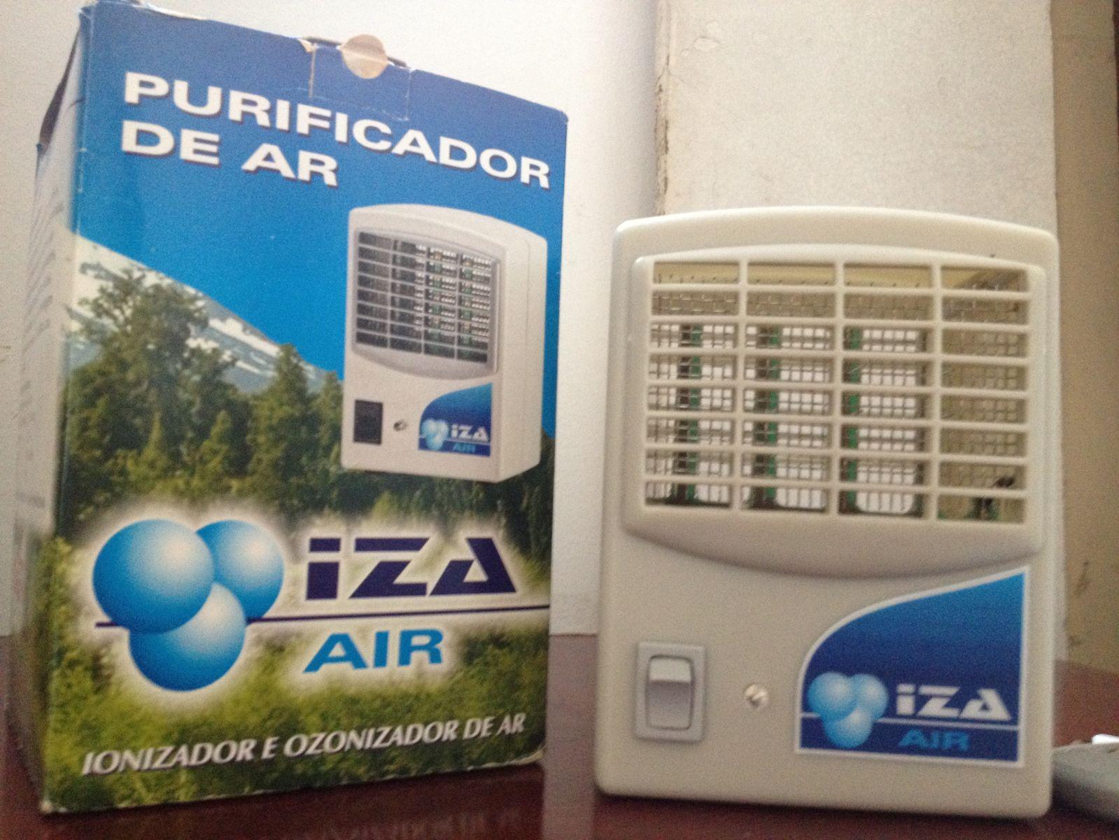 Ionizador / Ozonizador de ar
