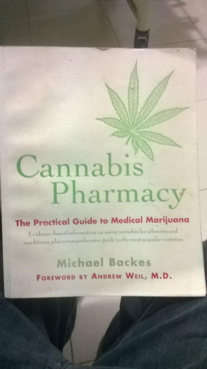 Conteúdos livro Cannabis Pharmacy