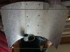 Montando o refletor duplo 7
