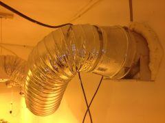 Ventilacao dos refletores