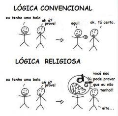 Real Logic Vs Religious Logic