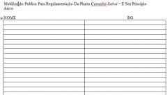 MOBILIZAÇÃO PUBLICA   ASSINATURAS
