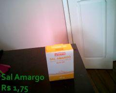 Sal Amargo - 1