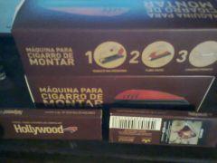 maquina p fazer cigarro e sedas