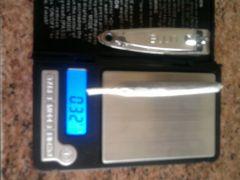 fininho de 0,32g (com 1g da pra fechar 3) na smoking prata