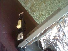 Interruptor para a lâmpada