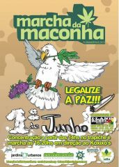 marcha Da maconha floripa 2013