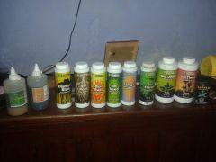 Nutrientes que eu uso !