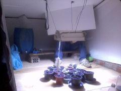 Indoor do meu brother Porco Fardado!
