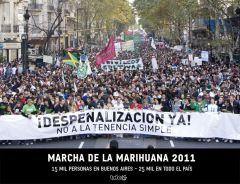 Marcha de Buenos Aires 2011