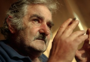 Pepe Mujica quer legalizar a cannabis no Uruguai