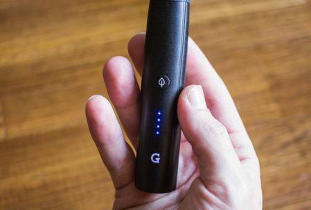 vaporizador de ervas g pen pro