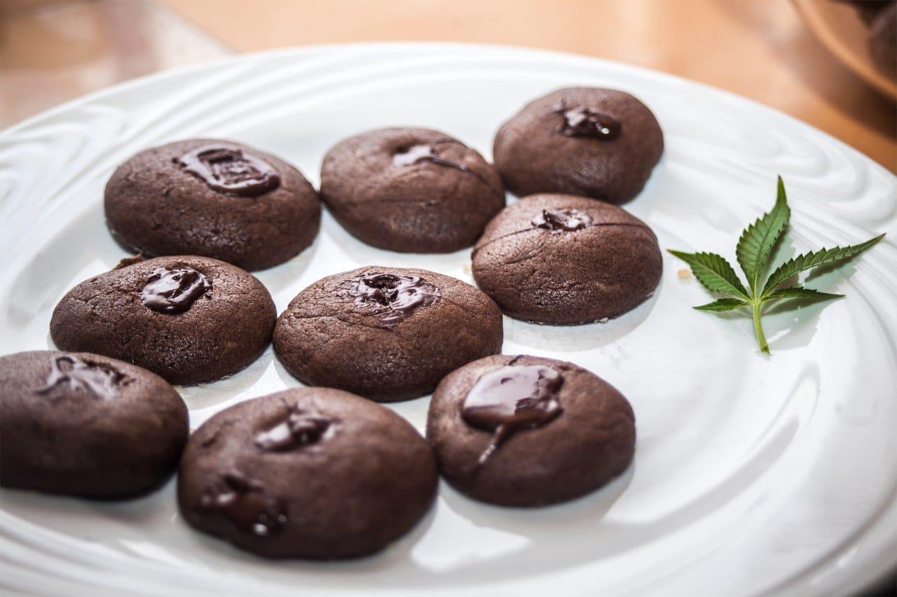 Comestíveis de maconha: ingerindo Cannabis em alimentos - Growroom