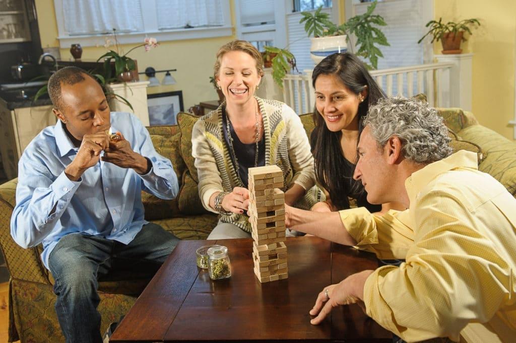 redução de danos - fume em casa